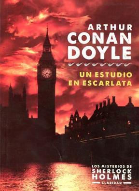 Abrazando Libros Reseña Un Estudio En Escarlata Arthur Conan Doyle Libros Escarlata Leer