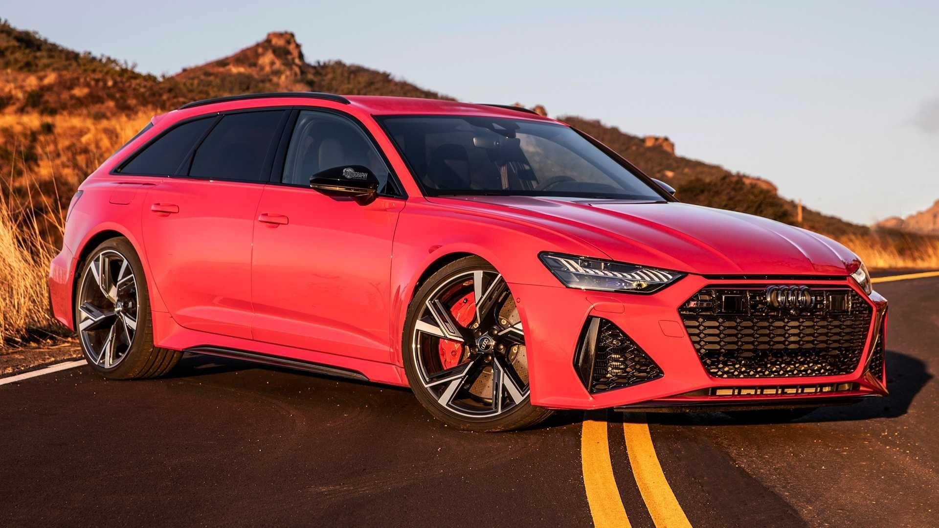 2021 Audi A6 Wagon Launch In 2020 Audi Rs6 Audi Audi Rs6 Wagon