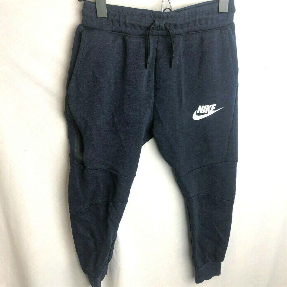 Nike sportswear tech fleece jogger pants big kids size