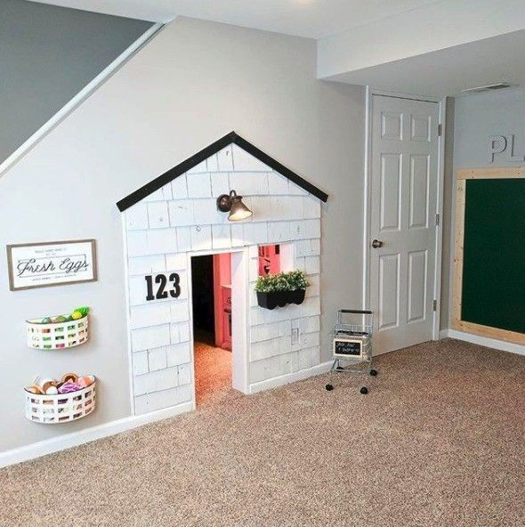 Metal Shopping Cart Playroom Ideas In 2019 Play Houses