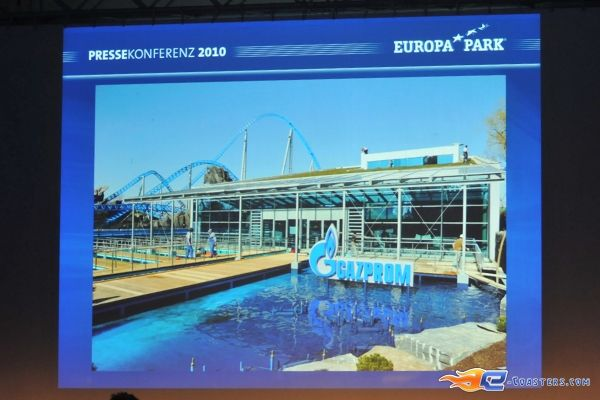 8/30 | Photo de l'inauguration de l'attraction Whale Adventures Splash Tour située à @Europa-Park (Rust) (Allemagne). Plus d'information sur notre site http://www.e-coasters.com !! Tous les meilleurs Parcs d'Attractions sur un seul site web !!
