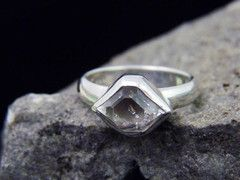 Blog post about April's Birthstone: Diamond, and eco-friendly socially-responsible alternatives