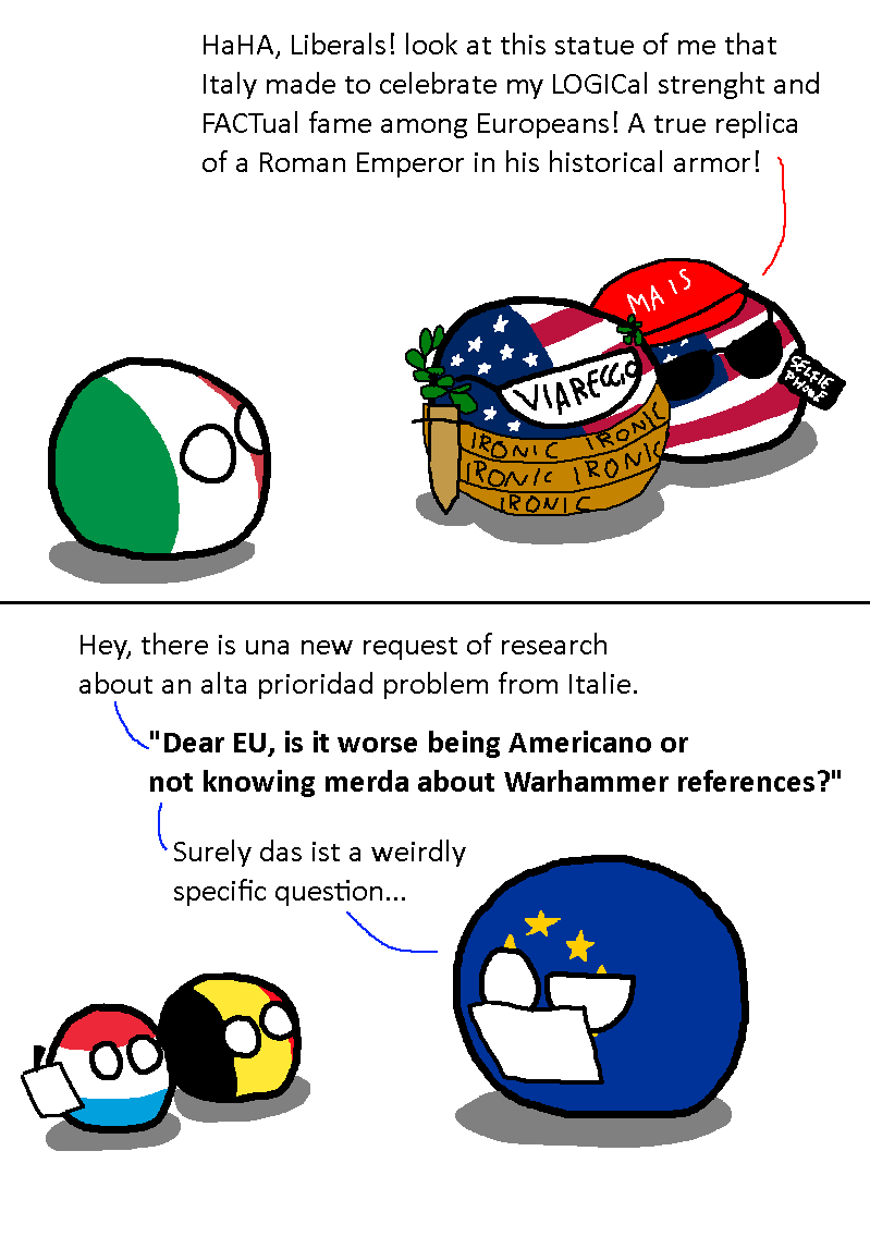 Usa Visits France Polandball