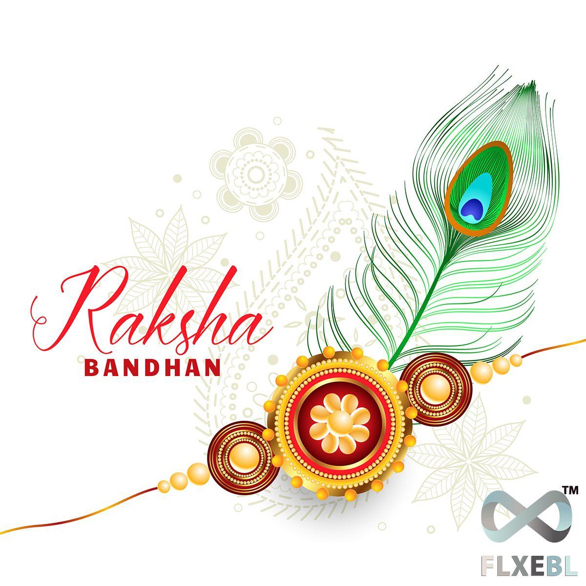 Rakhi A holy thread Happy rakshabandhan, Happy rakhi