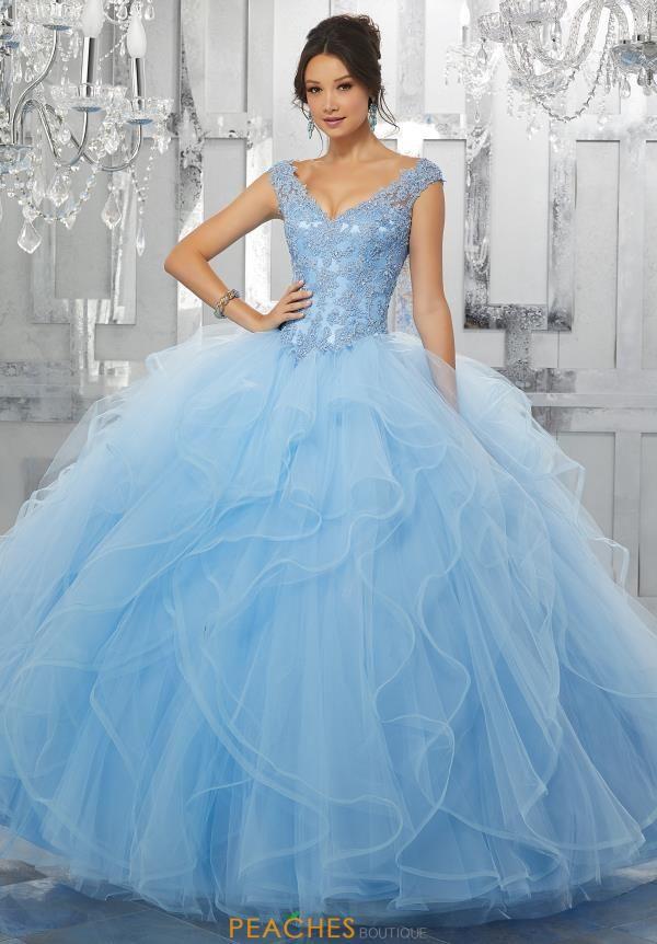 Vizcaya Ball Gowns | Peaches Boutique