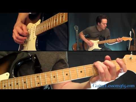 Don't Fear The Reaper Guitar Lesson - Blue Oyster Cult - Famous Riffs - YouTube