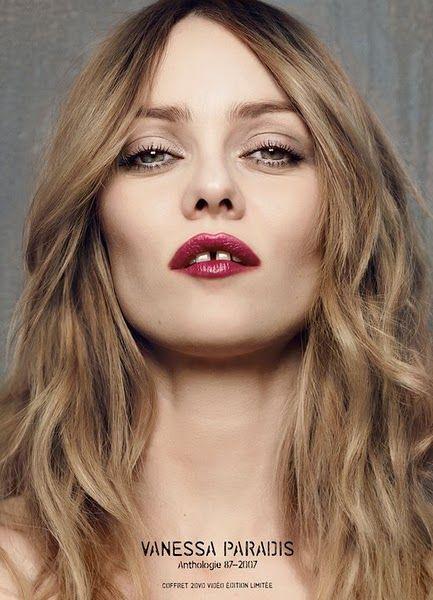 Vanessa forever | Vanessa paradis, French hair, Gap teeth