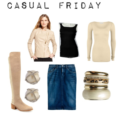 Casual Friday look. #basics #casualfriday #tanktops #style