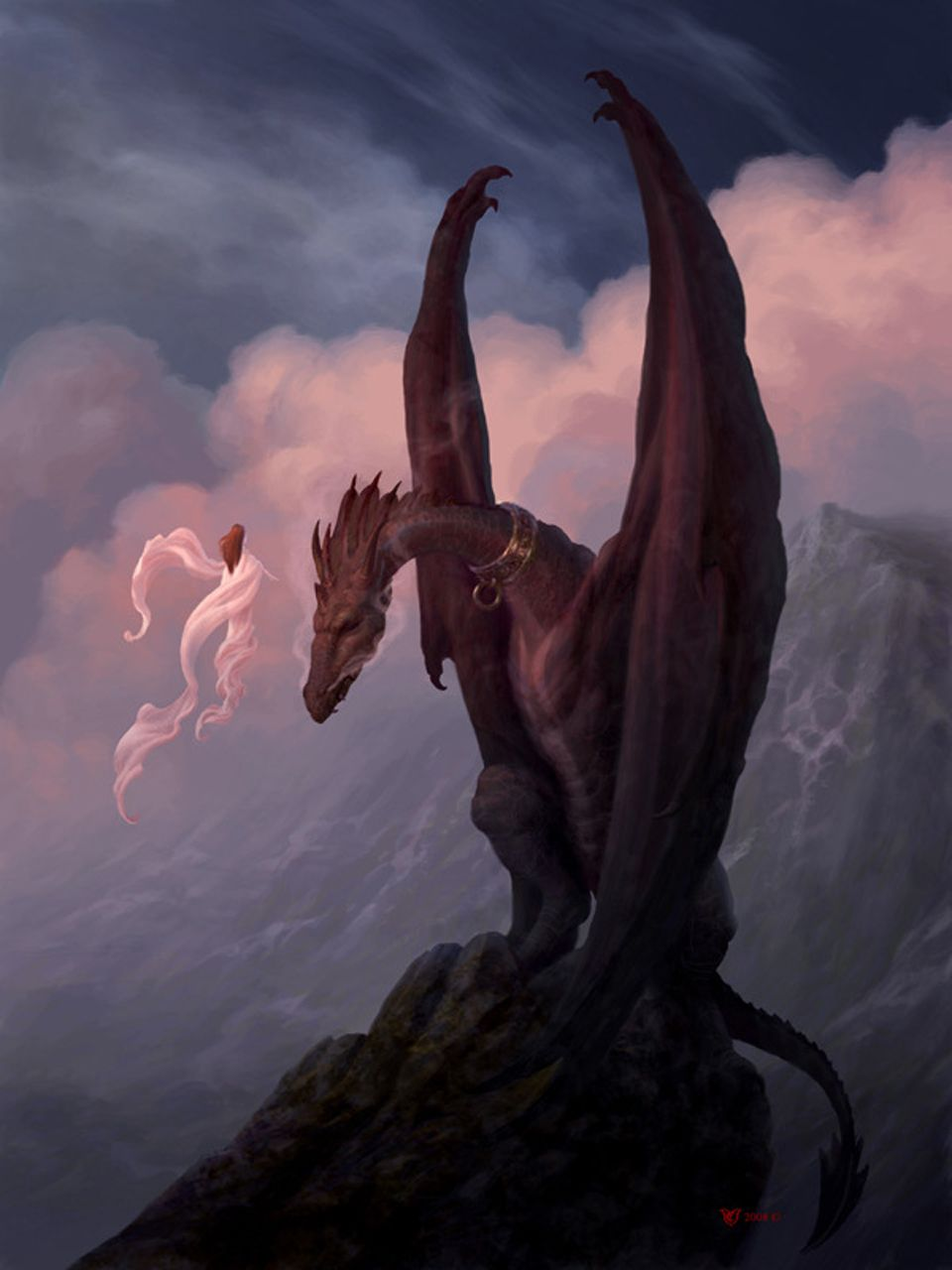 Christophe Vacher | Dogs & Dragons | Pinterest | Dragons ...