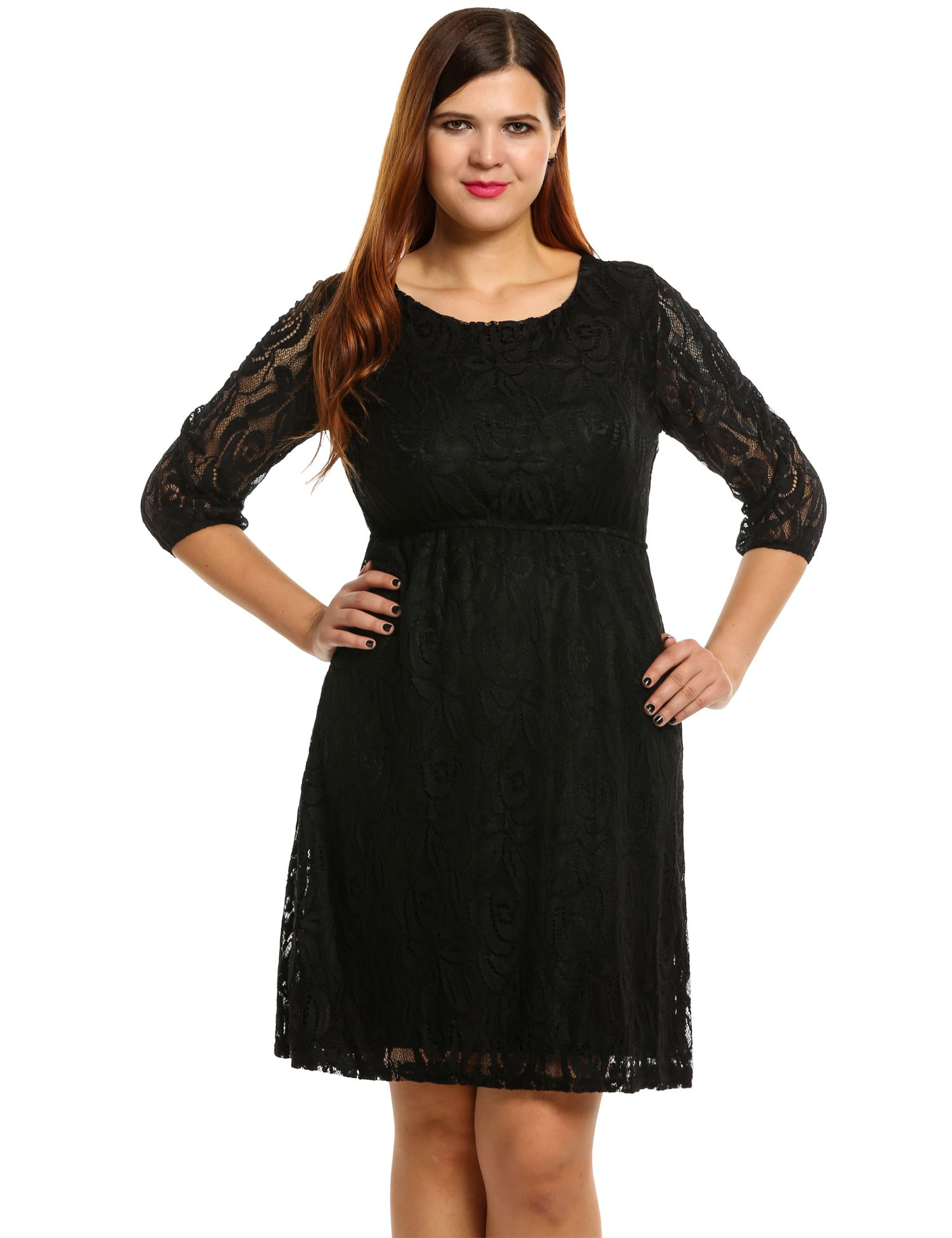 Womens Clothing | Dresses | Cocktail | 3/4-Sleeve | Dillards.com ...
