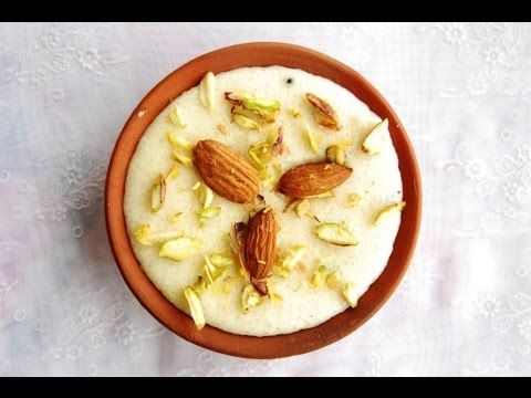 Jafrani kheer rice kheer recipe chawal ki kheer jafrani kheer rice kheer recipe chawal ki kheer hindi video forumfinder Image collections