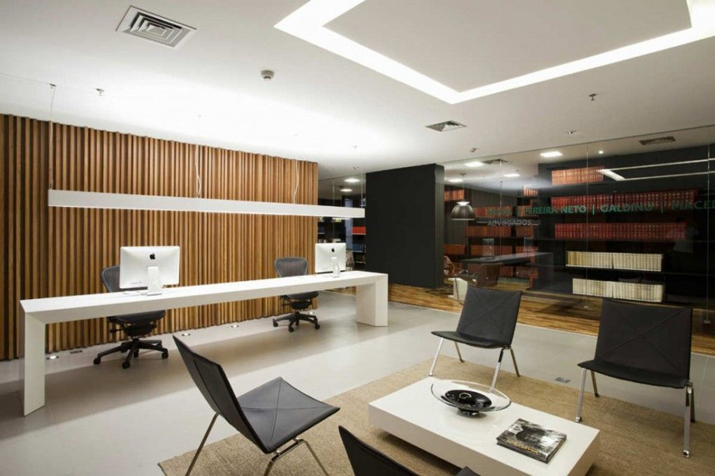 Modern office design ideas office designs photos home office home office pinterest modern Home office interior design ideas