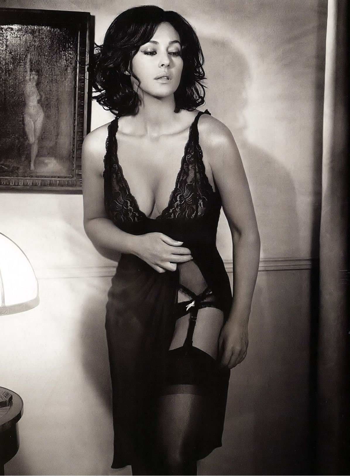 Penelope cruz lingerie speak this