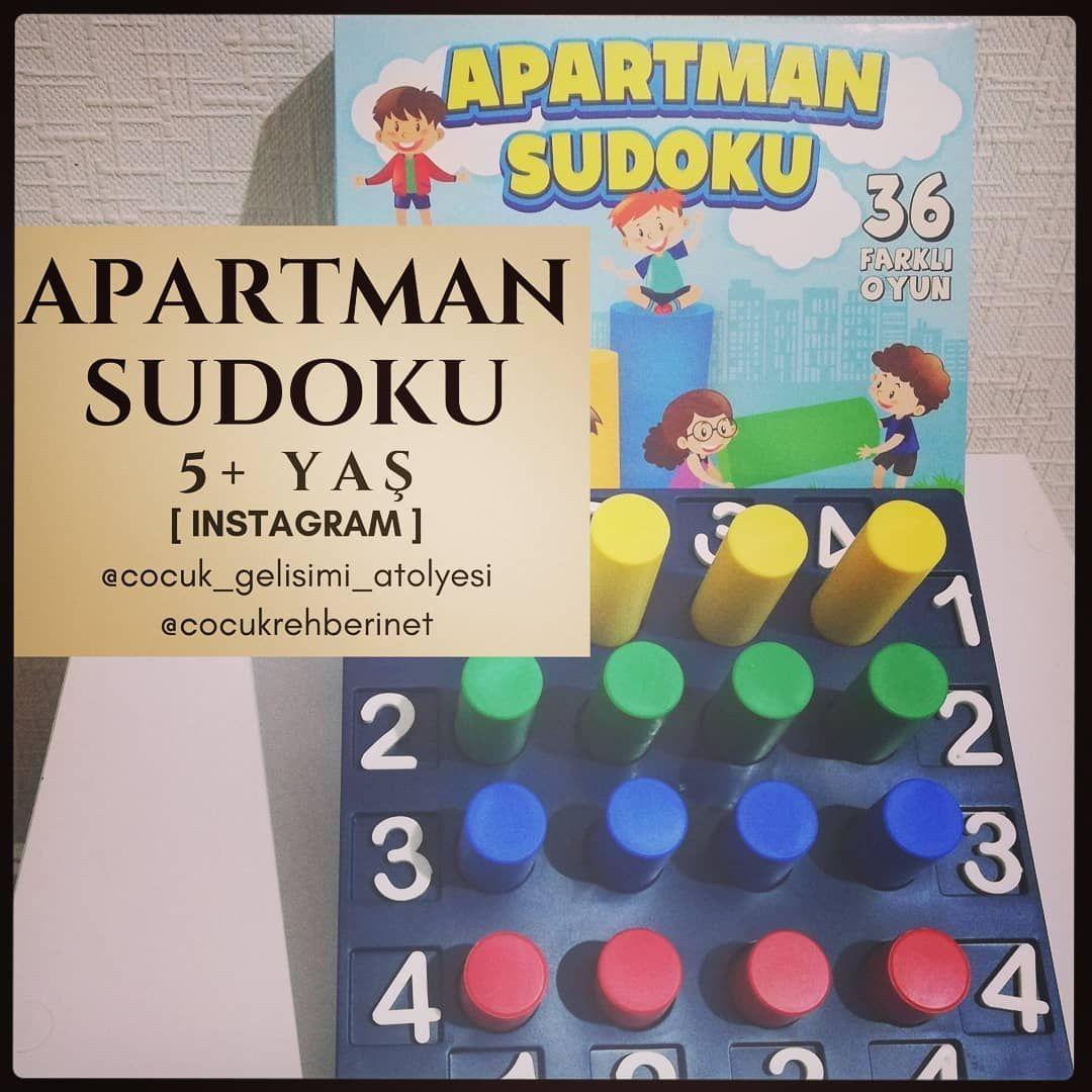 Apartman Sudoku Akil Ve Zeka Kutu Oyunu Tanitim Videosu Oyun Kutular Instagram
