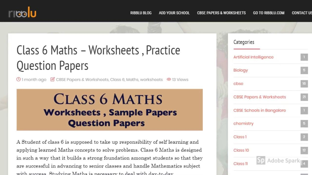 Class 6 Maths Question Papers And Worksheets Question Paper Math Questions Class 6 Maths [ 720 x 1280 Pixel ]