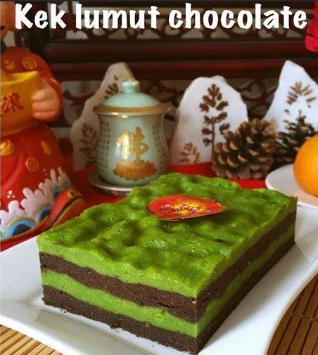 Kek Kukus Coklat Cheese Pinterestcom