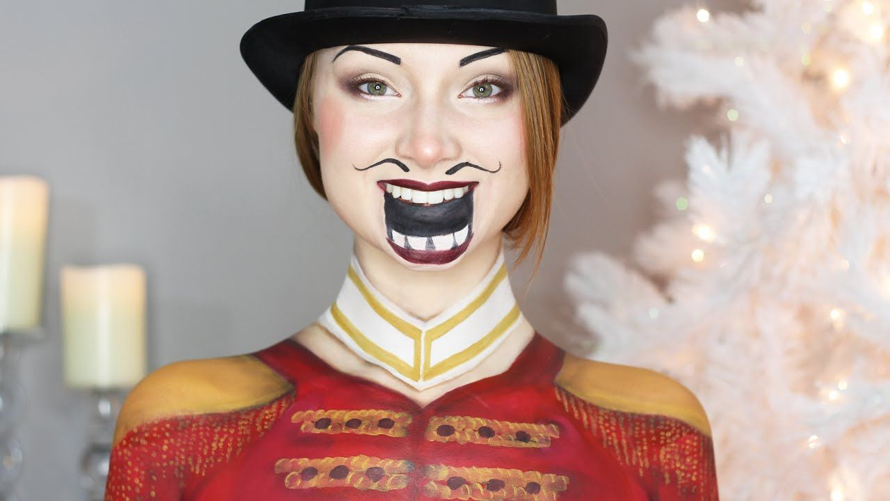 Open me be sure to give a thumbs up if you enjoy the video thank the nutcracker makeup tutorial baditri Gallery