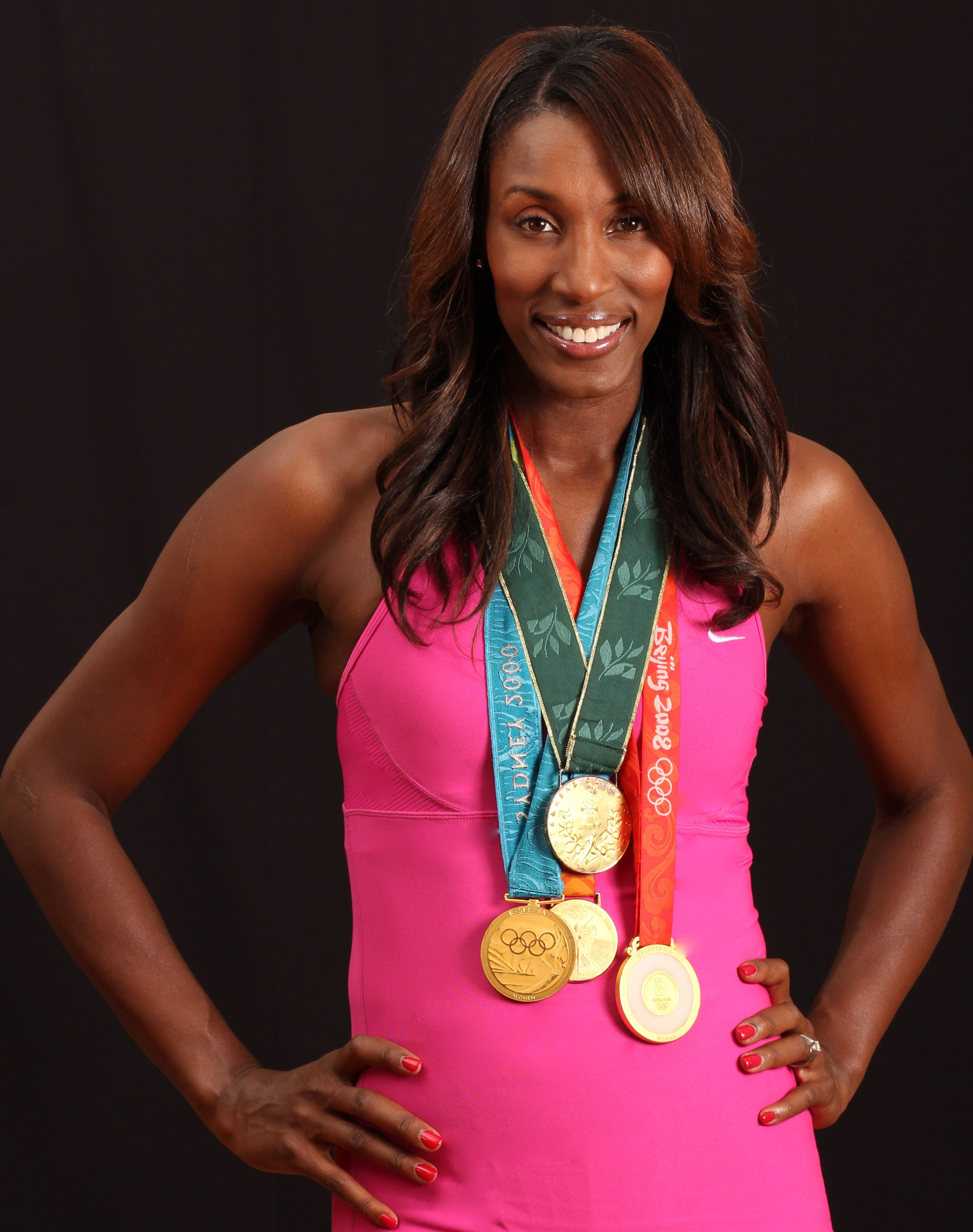 lisa leslie Lisa leslie (born july 7, 1972 in gardena, california) is an american women's national basketball association player currently playing for the los angeles sparks.