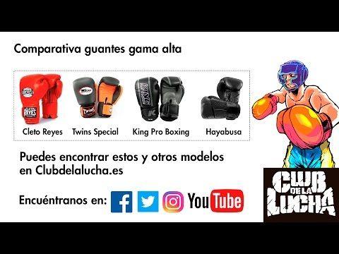 Los mejores guantes de Boxeo - Comparativa - YouTube
