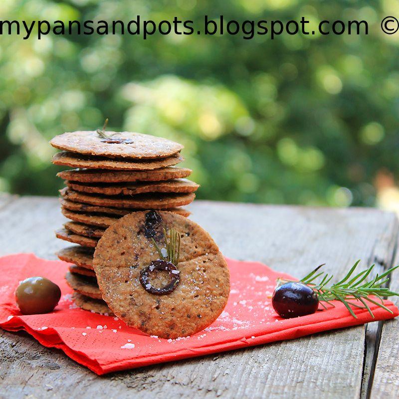 Pin by Aleksandra on Povrce Flax seed recipes, Crackers