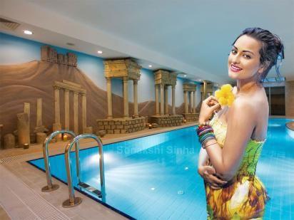 . Sonakshi sinha in bath hot pics Wallpapers   Sonakshi Sinha HD