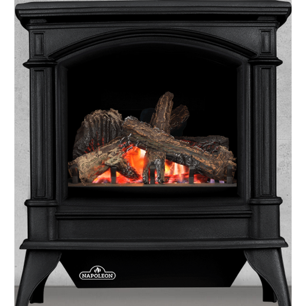 Napoleon Knightsbridge Direct Vent Cast Iron Gas Stove Gds60