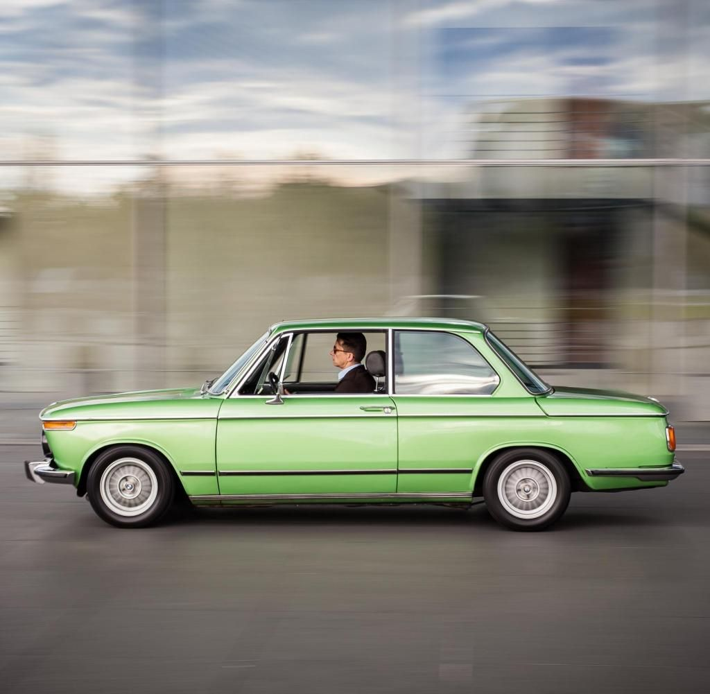 Bmw 2002 tii real bmws have round tail lights the way we get by pinterest bmw 2002 tail light and bmw