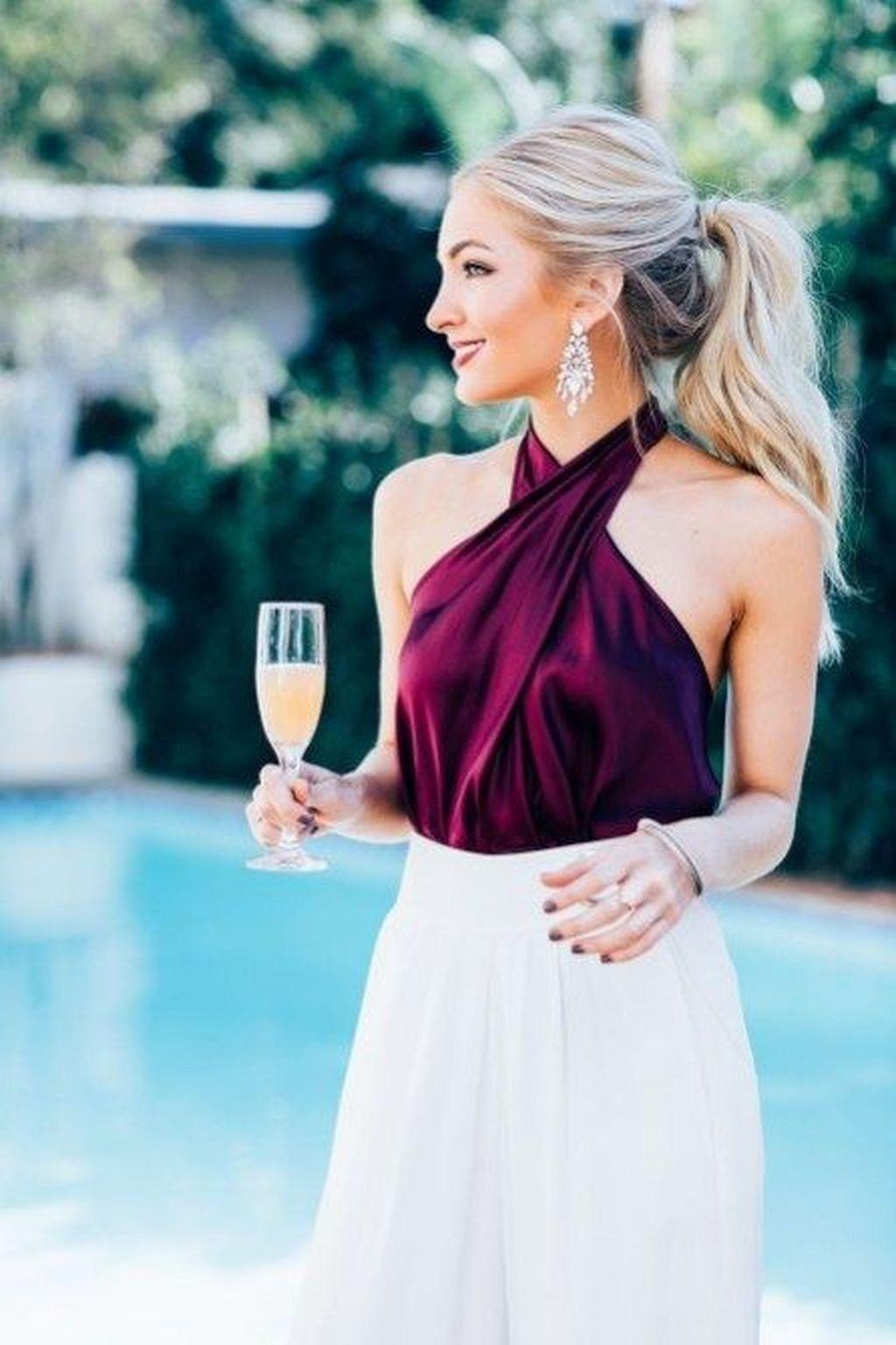 Going To A Destination Wedding Soon Tropical Weddings Are Very Different Than Traditional Wedding Attire Guest Wedding Guest Dress Summer Wedding Guest Dress [ 1536 x 1024 Pixel ]