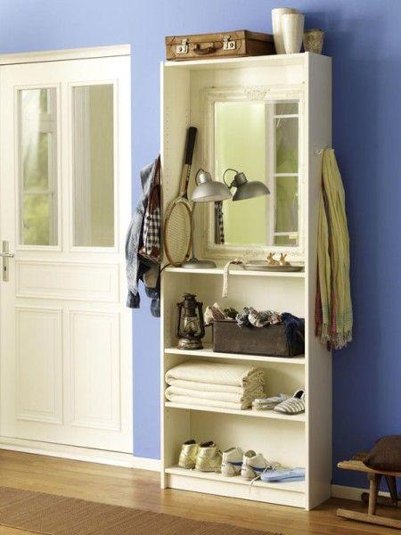 Küchenregal selber bauen ikea  Ein Regal selber bauen - hier kommen 13 Ideen | Ikea hack ...