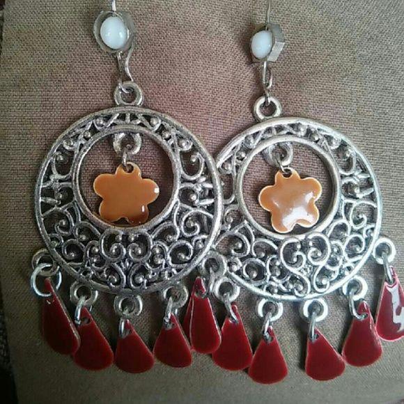 Earrings Brand new,never worn,Boho style earrings Jewelry