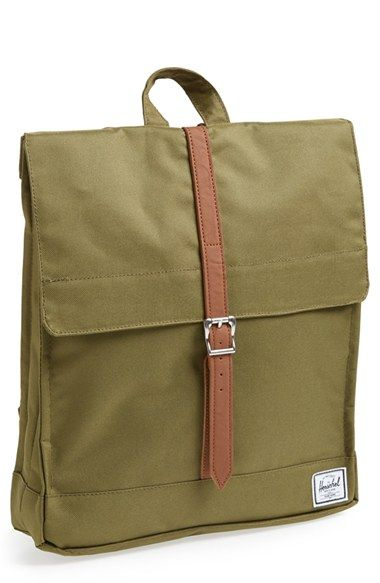 4ca040c957a8 Herschel Supply Co.  City  Backpack available at  Nordstrom in black ...