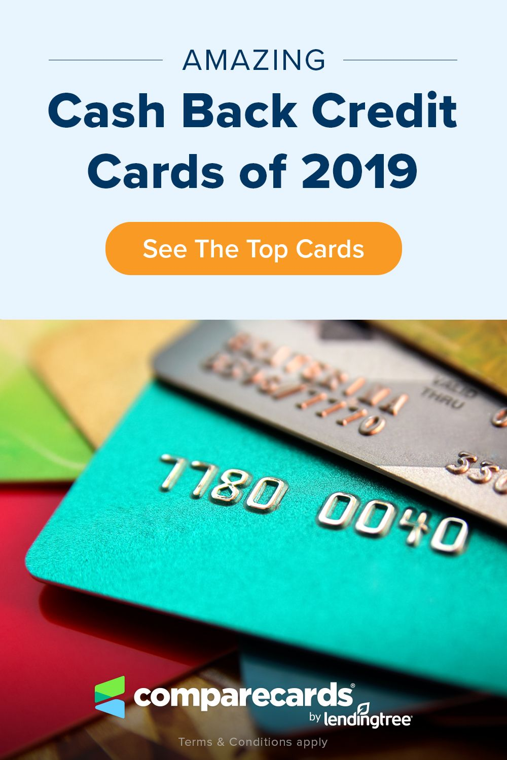 Check out these top cash back credit cards cards