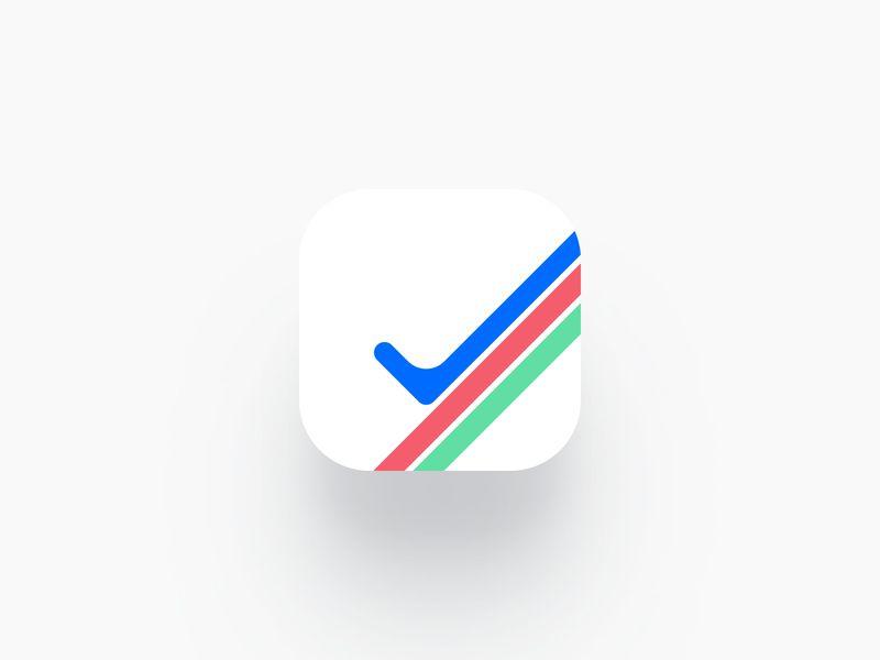 App Icon — Tasker App icon, Red, blue logo, Green logo
