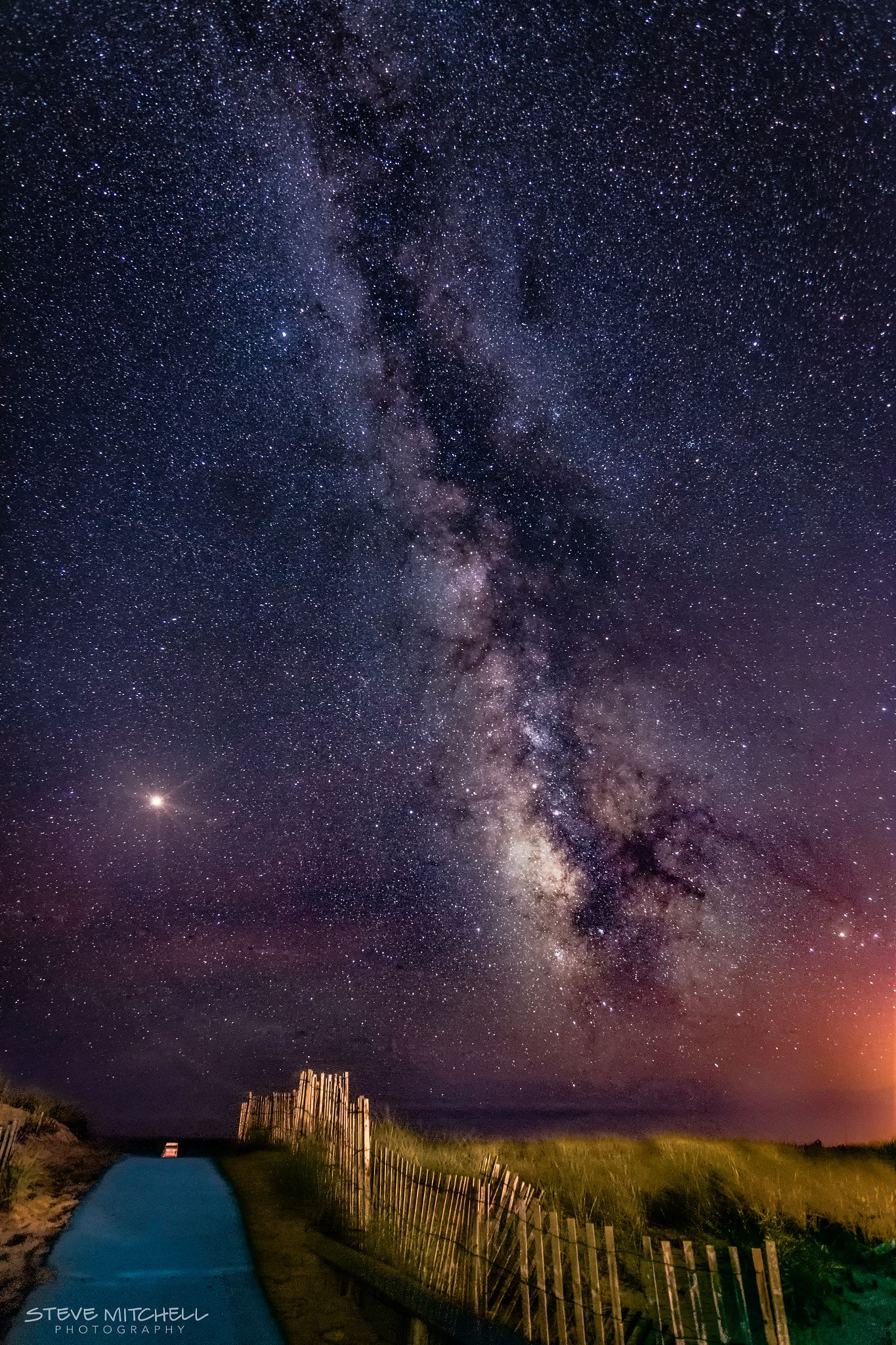 Ponquoque Beach Milky Way By Steve Mitchell Night Milkyway Stars Mars Be Beautiful Photos Of Nature Beautiful Nature Pictures Beautiful Images Nature