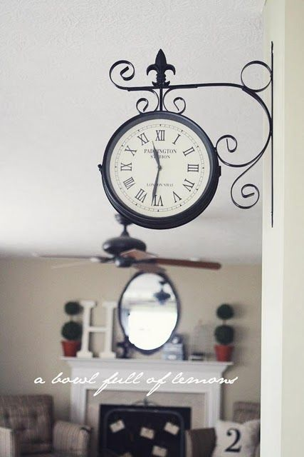 I Have Looked At This Clock Everytime I Go To Hobby Lobby One Day