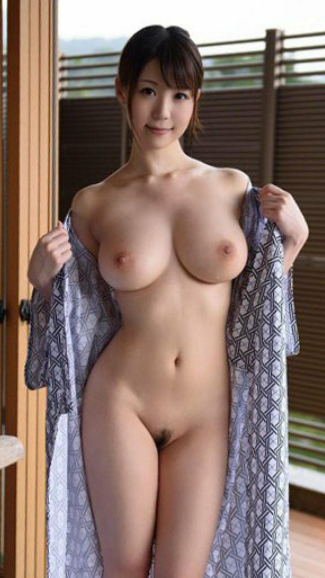 Korean nude model sua see special natural perky breasts