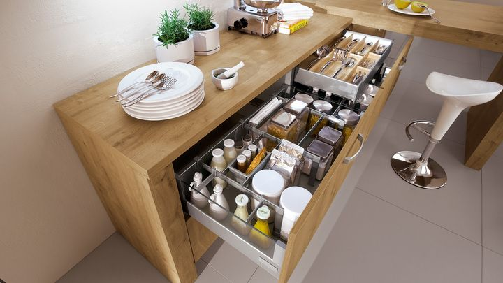 Küchentime, no hay cocinas pequeñas. | ¿Aún le falta espacio ...