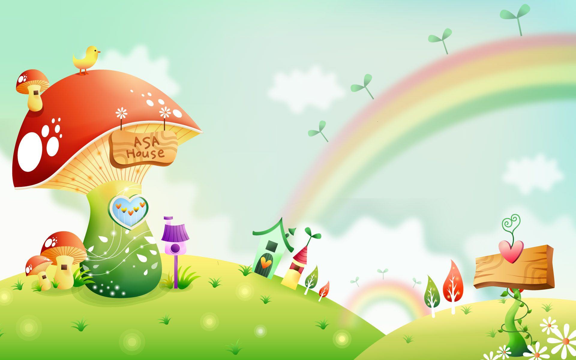 Cartoon Rainbow Wallpaper Rainbow Cartoon Cartoon Wallpaper Rainbow Wallpaper