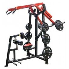 Unilateral Diverging High Row No Equipment Workout Gym Workout Apps Legend