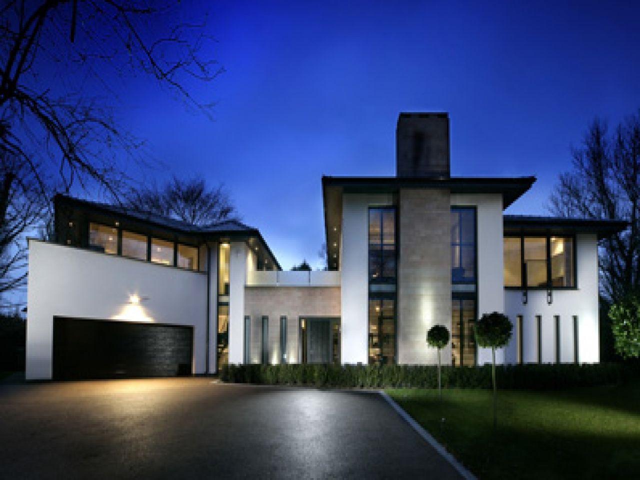 21 Contemporary House Designs Uk Ideas Of