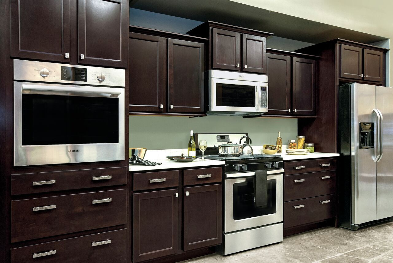 Affordable Kitchen Cabinets Wolf Home Products Brown Kitchen Cabinets Affordable Kitchen Cabinets Brown Cabinets