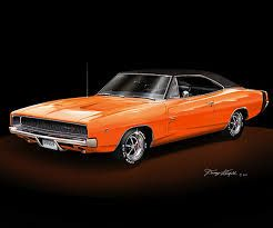 Dodge Charger RT '68