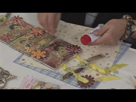 How To Do Scrapbooking Techniques Scrapbooking Ideas Pinterest