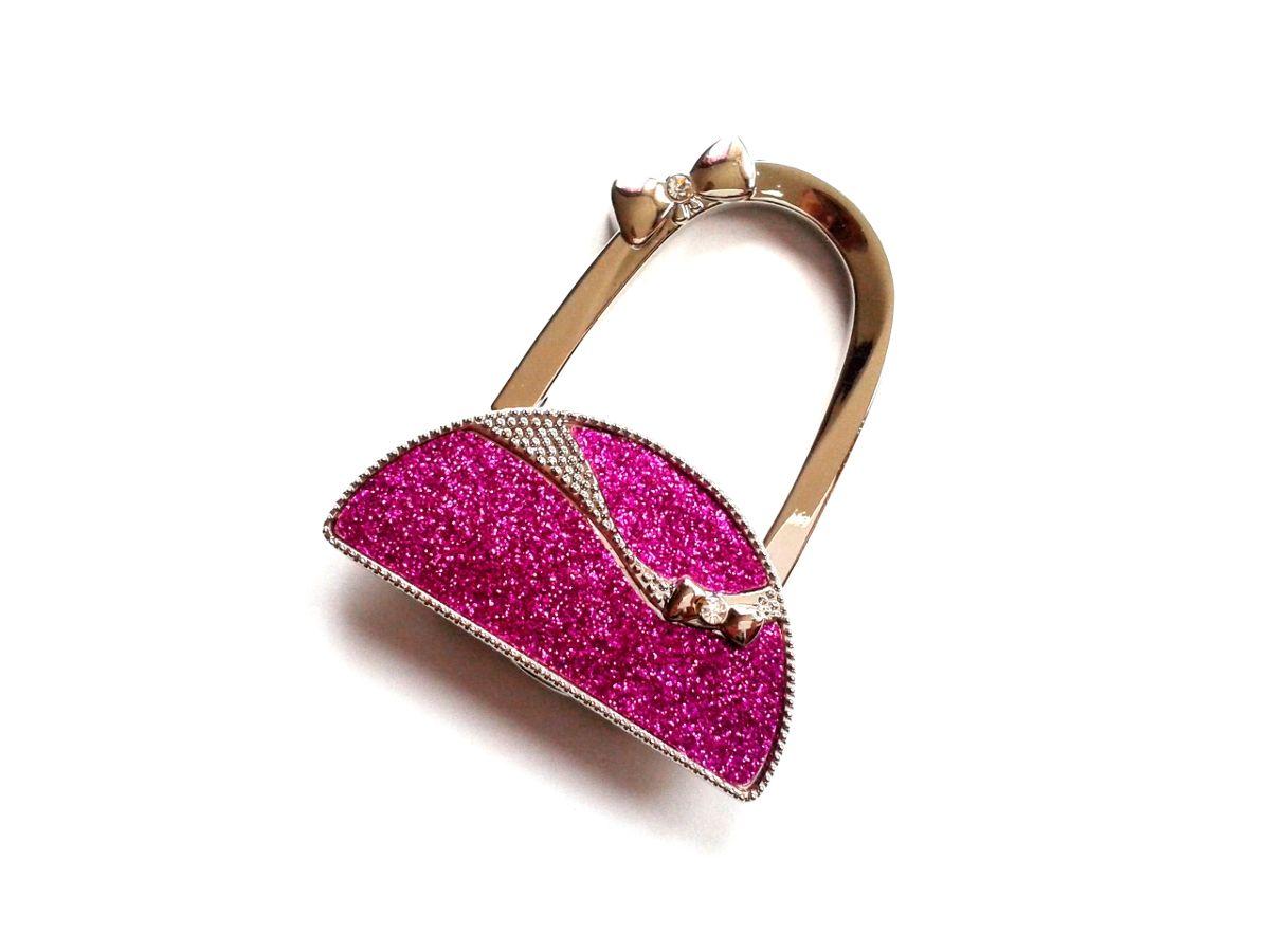 Táskatartó ékszer pink  f30b14179c