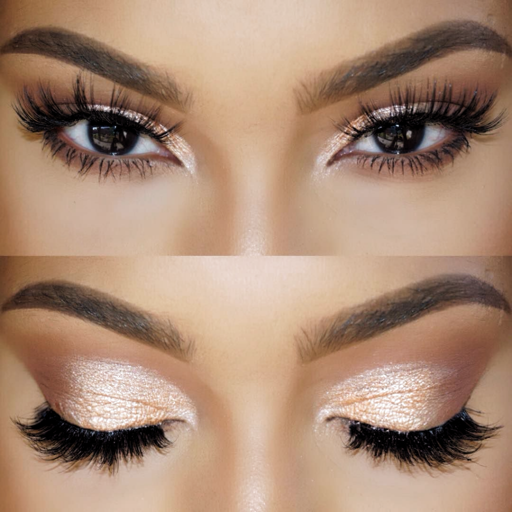 Gorgeous Makeup for Brown Eyes | Welcome to my BROWN EYES Makeup Inspiration Board. Here you will
