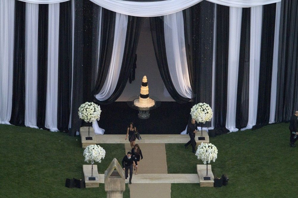 Kim Kardashians Wedding Pinterest Khloe Kardashian Reception
