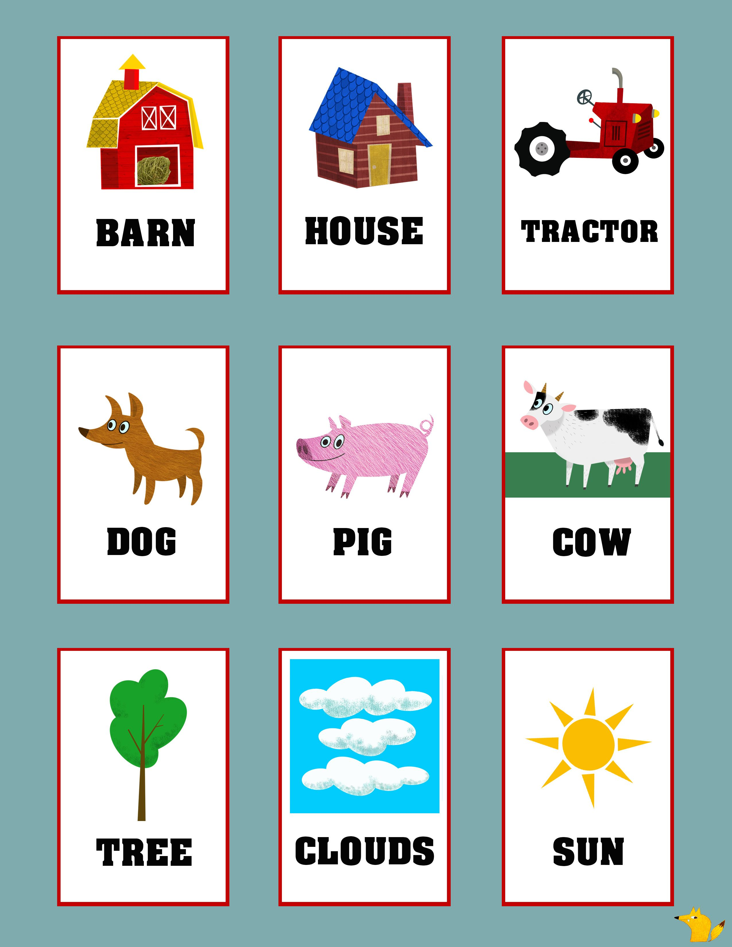 333407178638361050 on Farm Animals Flash Cards For Kids
