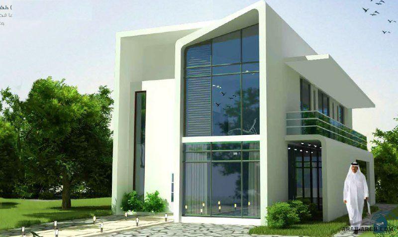 فيلا البيوت البيضاء 2 House Styles House Outdoor Decor