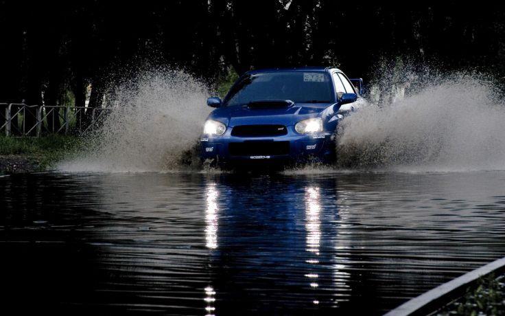 Water cars subaru subaru impreza wrx jdm splashes