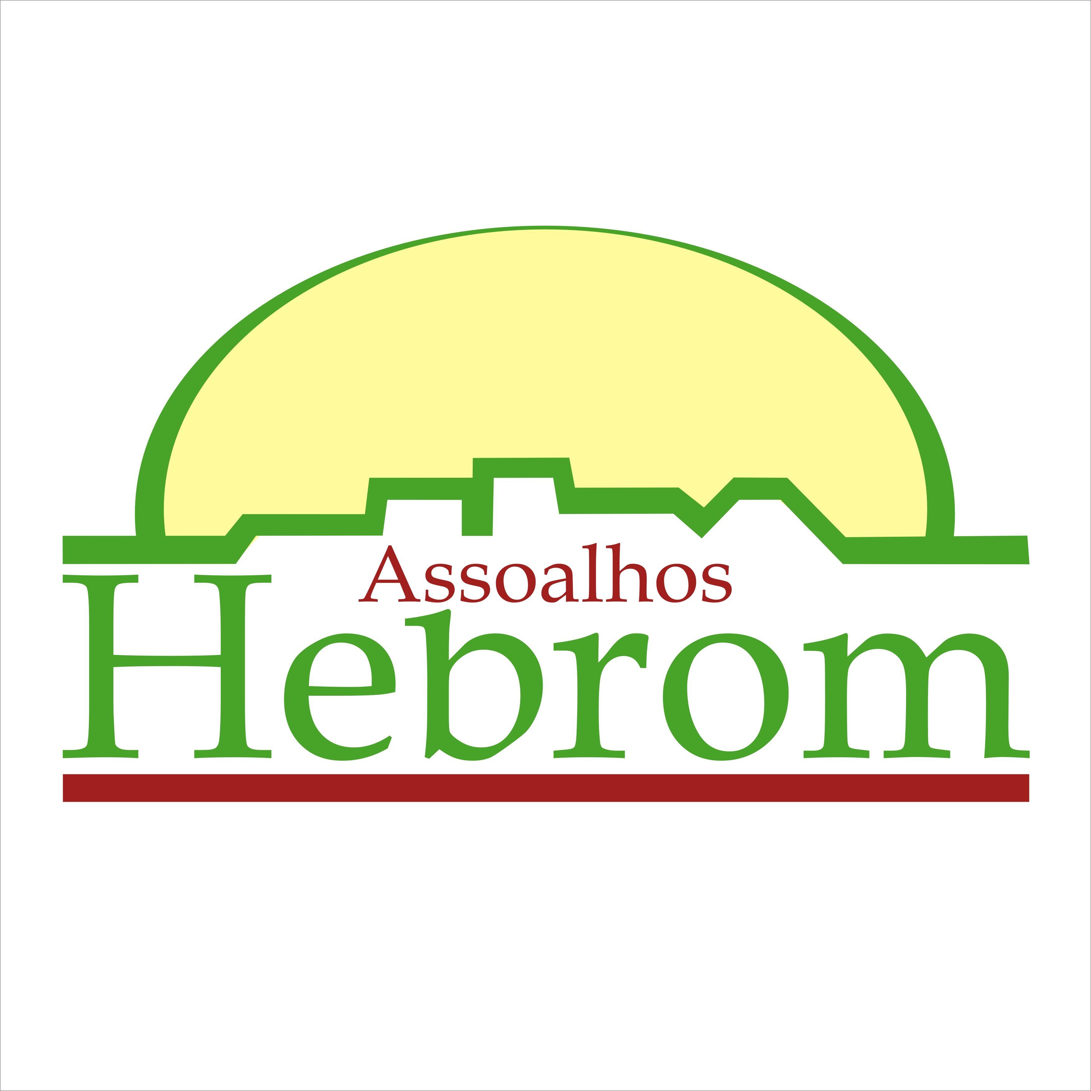 Criação  Logotipo Assoalhos Hebrom - N2 Midia